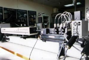 二維光纖式都普勒雷射測速儀